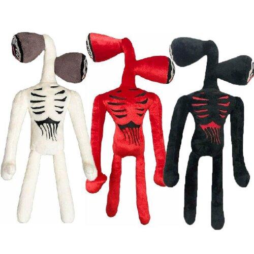 40cm Siren Head Plush Toy Doll Horror Character
