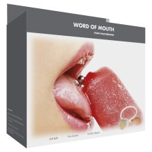 Linx Word Of Mouth Oral Simulator Flesh OS