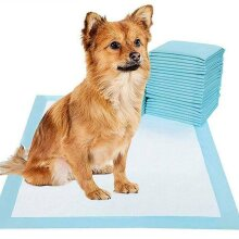 Pet Puppy Cat Disposable Diaper Doggy Diapers Nappy Pads Paper Mat Cushion Home