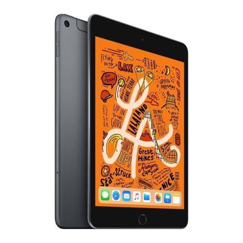 "7.9"" iPad mini 5 Cellular (2019) - 64 GB, Space Grey, Grey"