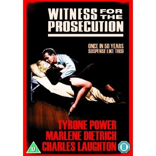 Witness For The Prosecution DVD [2013]