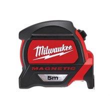 Milwaukee MIL48227305 Premium Magnetic Tape Measure 5m (Width 27mm)