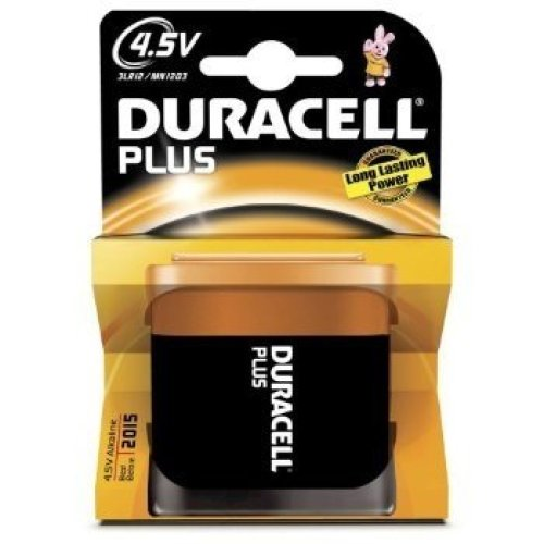 Duracell MN1203 Alkaline 4.5V non-rechargeable battery