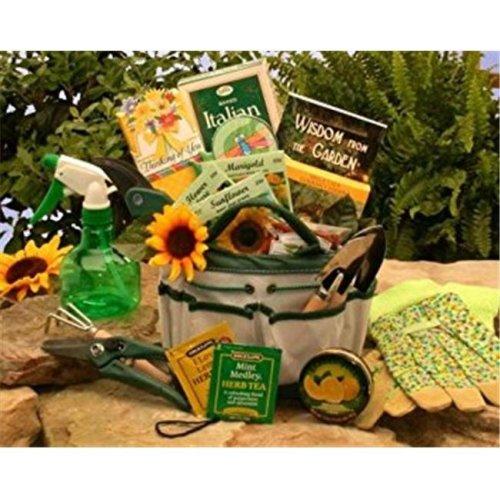Gift Basket Drop Shipping 8412152 The Weekend Gardener Tote