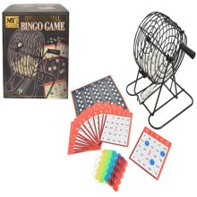 MY Deluxe Metal Bingo Game