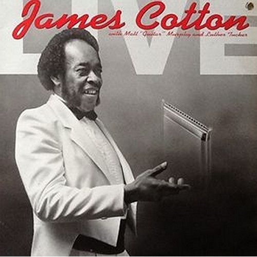 James Cotton - Live at Antone S Nightclub [CD]