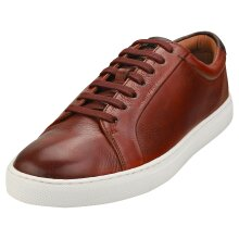 Ted Baker Udamo Mens Fashion Trainers in Light Brown