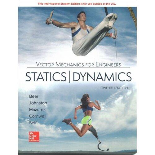 ISE Vector Mechanics for Engineers: Statics and Dynamics