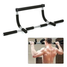 GYM FITNESS BAR CHIN UP PULL UP STRENGTH SITUP DIPSEXERCISE WORKOUT