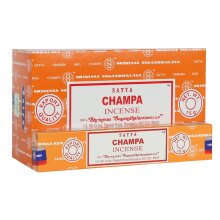 Satya Champa Incense Sticks (Pack of 120)