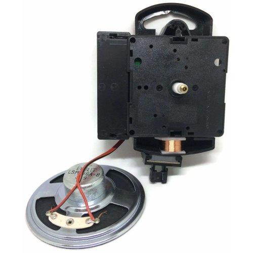 Clock Movement Quartz Strike & Chime Hermle with Pendulum 16mm and 20mm