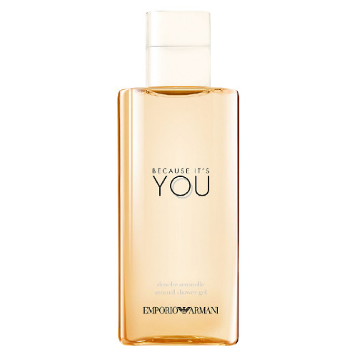 Emporio Armani Because It's You Pour Femme - 200ml Sensual Shower Gel.