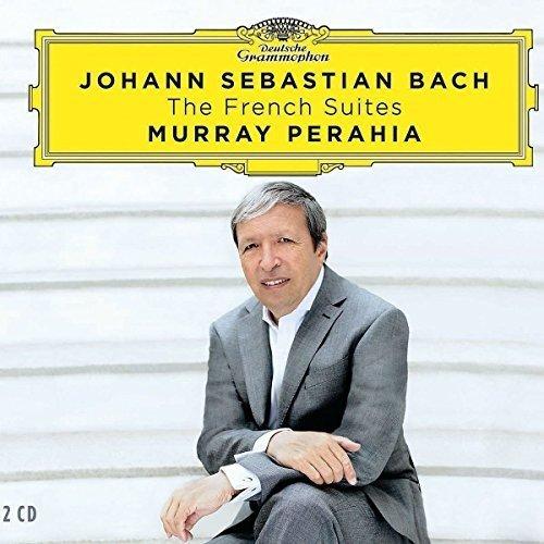 Murray Perahia - Johann Sebastian Bach the French Suites [CD]