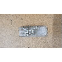 PEUGEOT 206 - INTERIOR BOOT LIGHT AND HOLDER - Used