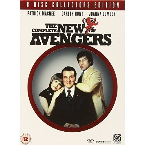 The New Avengers - The Complete Series DVD [2006]