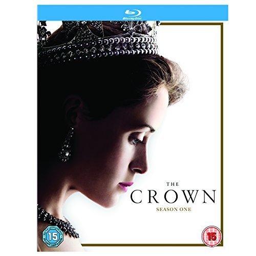 The Crown Season 1 Blu-Ray [2017]
