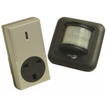 Home Easy HE861 403k HE403 Wireless Outdoor PIR and Socket Kit