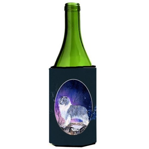 Sheltie Wine Bottle   Hugger - 24 oz.