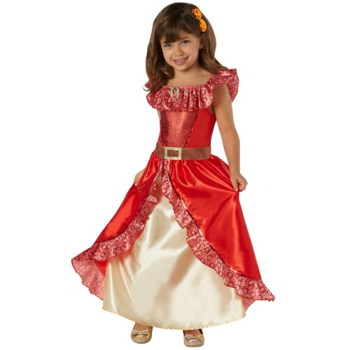 ELENA OF AVALOR DELUXE COSTUME - CHILDRENS - M