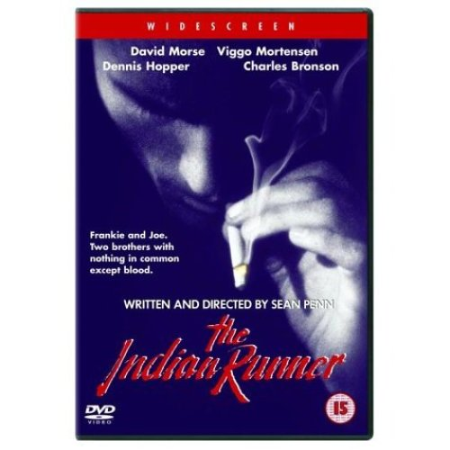The Indian Runner [DVD] [1991] - Used