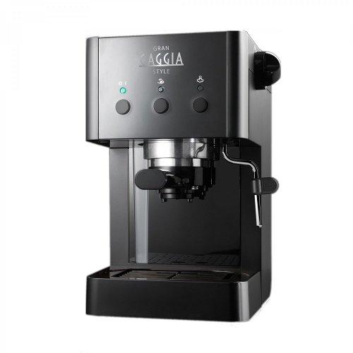 Gaggia Gran Style | Espresso Coffee Machine - Black