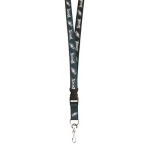 Pro Specialties Group 5717534728 Philadelphia Eagles Two-Tone Lanyard