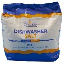 The Salt Company Dishwasher Salt - 6x2kg