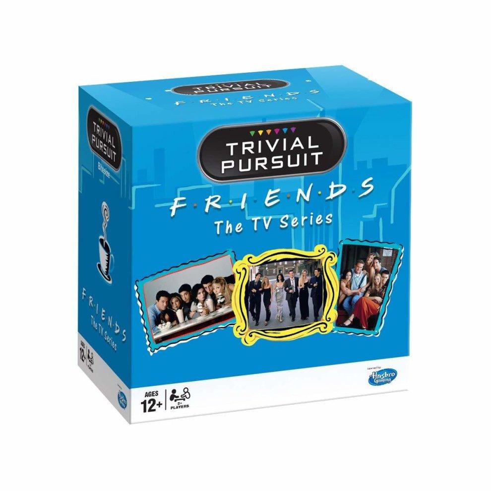Trivial Pursuit - Friends Bitesize Edition