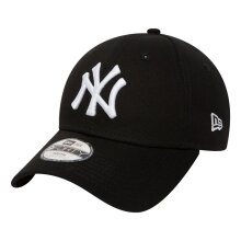 New Era NY Yankees Essential Kids 9 Forty Cap - Black - Child