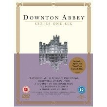 Downton Abbey - Series 1-6 - Used