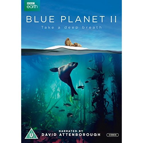 Blue Planet II DVD [2017]