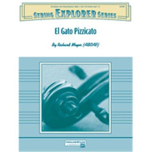Alfred 00-40460 EL GATO PIZZICATO-HSE