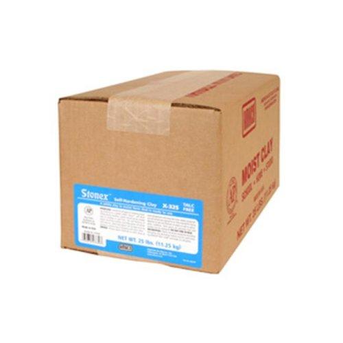 25 lbs. Terra Cotta AMACO AMA46319S Air Dry Clay
