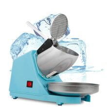 Electric Ice Crusher, Smoothie Shaver, Slush Ice Block Breaking Grinder Machine For Home