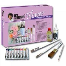 Bob Ross Flower Painting Set