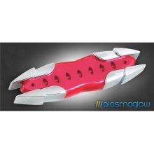 PlasmaGlow 10464 Predator LED Scanner - PURPLE