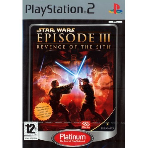 Star Wars Episode Iii Revenge Of The Sith Platinum Ps2 On Onbuy