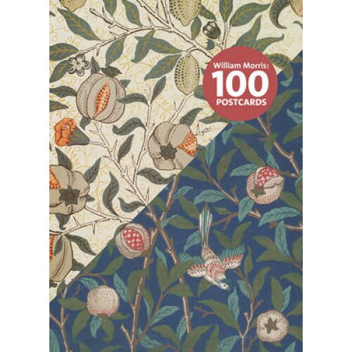 William Morris 100 Postcards by V&A Publishing