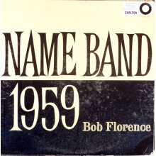 Name Band: 1959 - Bob Florence And His Orchestra - vinyl - Used