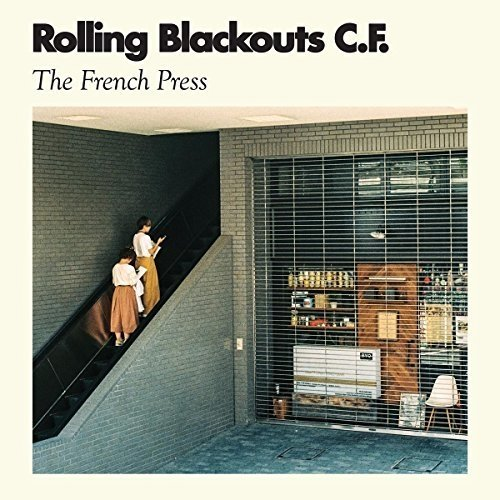 Rolling Blackouts Coastal Fever - the French Press [CD]
