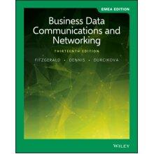 Business Data Communications and Networking by FitzGerald & JerryDennis & AlanDurcikova & Alexandra - Used
