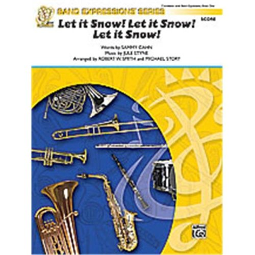 Alfred 00-29552 LET IT SNOW LET IT SNOW-BE 1