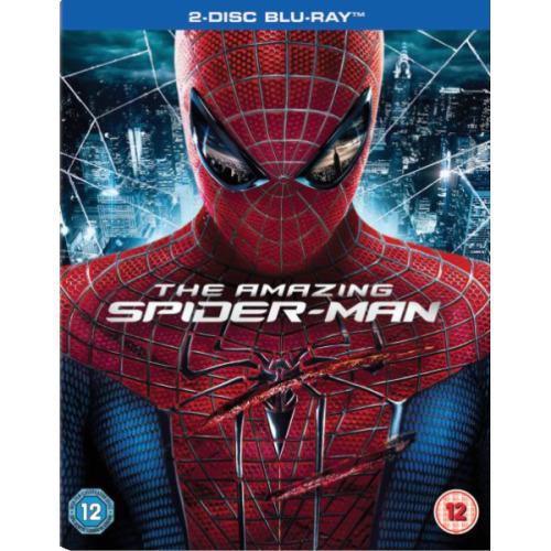 Spider-Man - The Amazing Spider-Man Blu-Ray [2012]