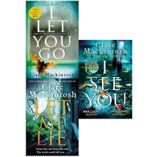 Clare Mackintosh 3 Books Collection Set