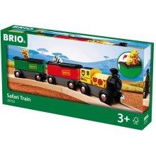 BRIO World - Safari Train