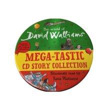 David Walliams Mega-tastic CD Collection   32 Disc Audio Book CD Collection