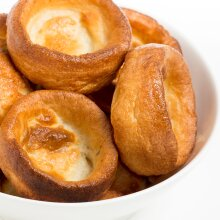 Roberts Frozen Baked Large Yorkshire Puddings 10cm - 3x20