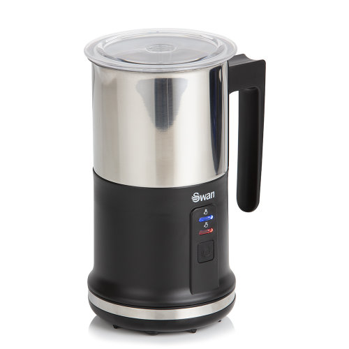 Swan Automatic Milk Frother | Electric Milk Steamer