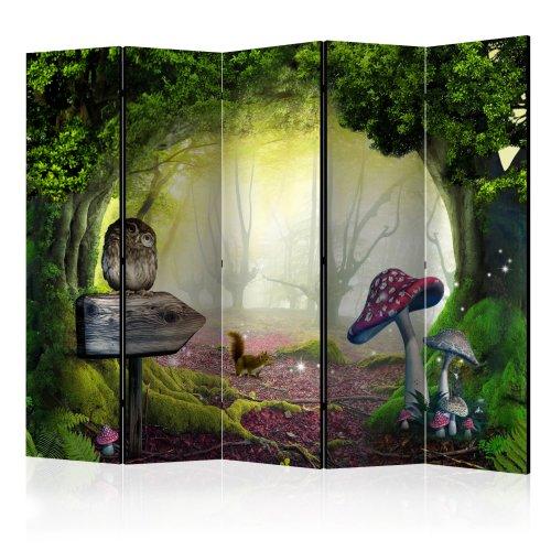 Room Divider - Owlish Corner II [Room Dividers]