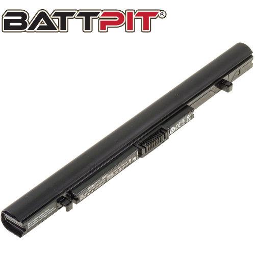 BattPit Battery for Toshiba PA5212U-1BRS PABAS283 Tecra A40-C A50C C50-B Z50-C Satellite Pro R50-B R50-C [4-Cell/32Wh]